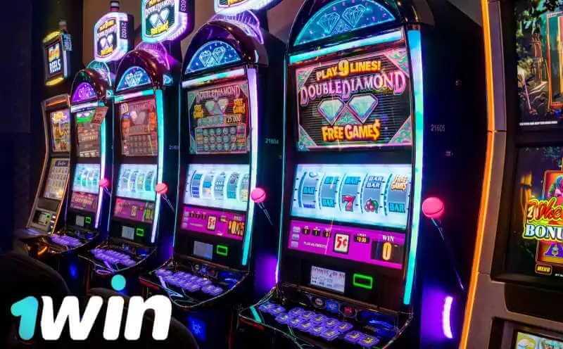 Игровые и видео слоты в казино 1win